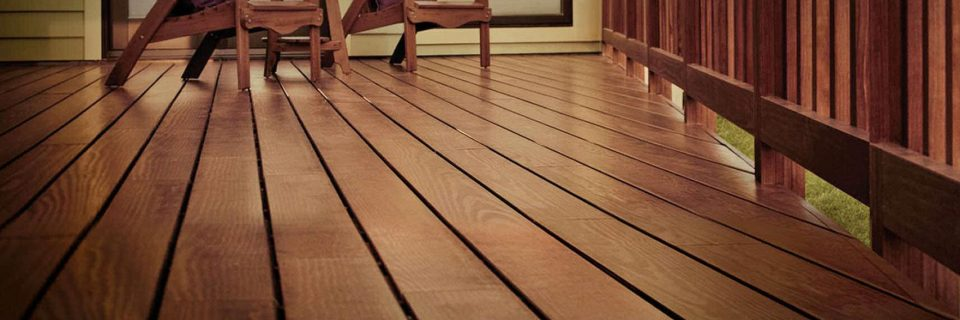 Our decking design service makes the most of whatever the size, shape or levels of your garden.
